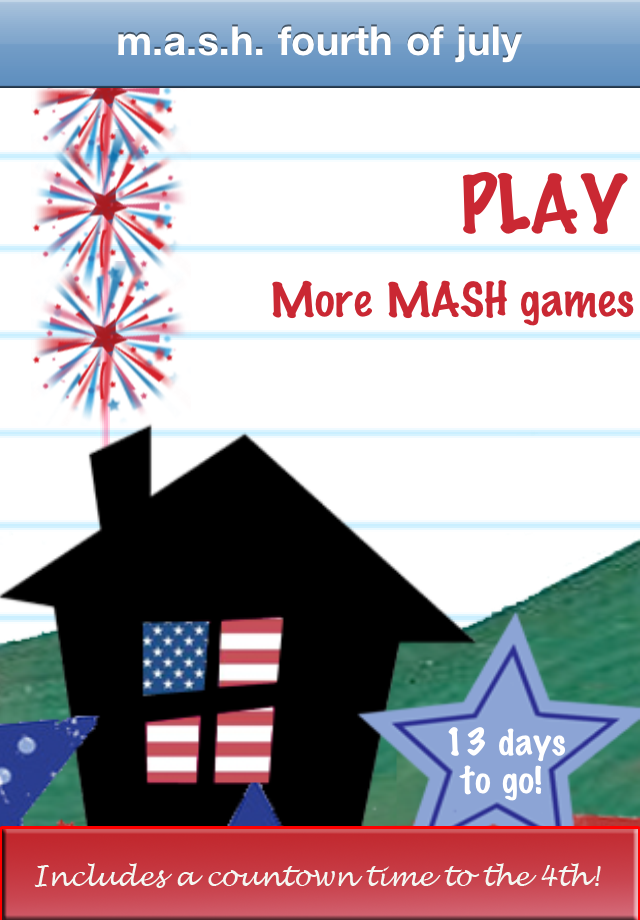 Screenshot M.A.S.H. 4th of July