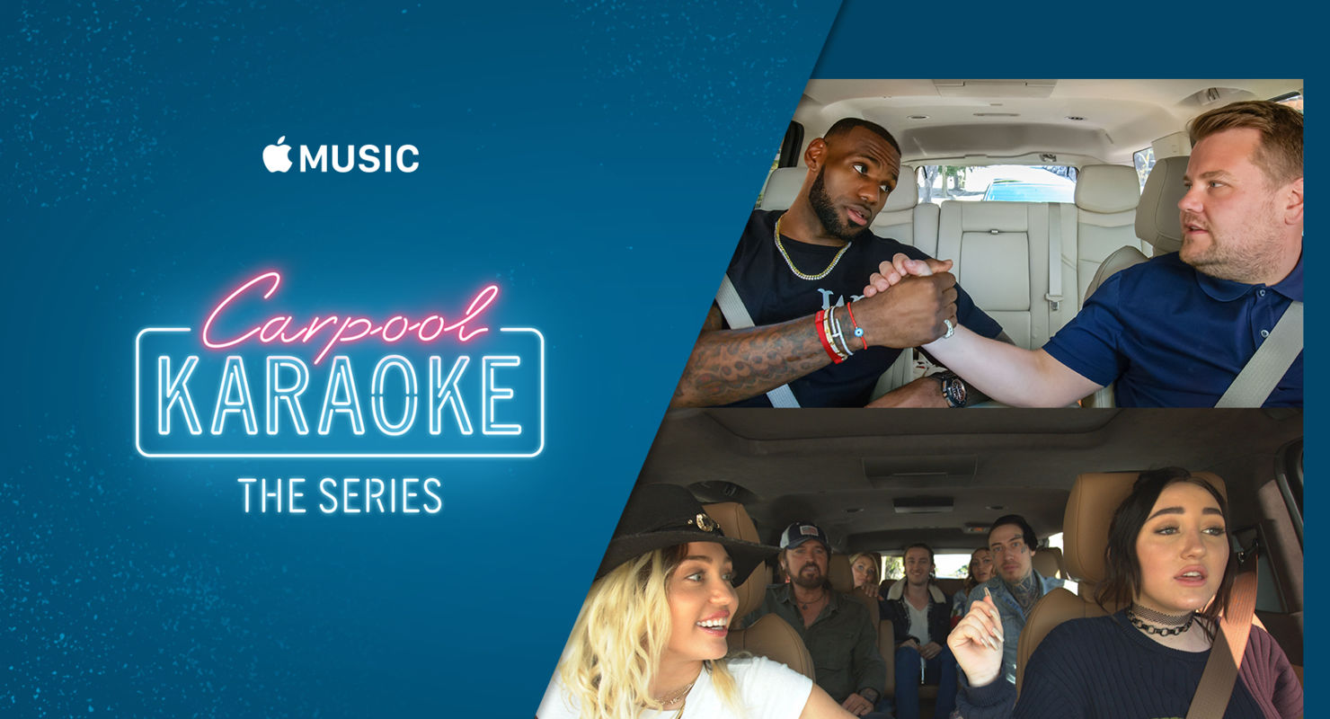 Apple Music - Carpool Karaoke
