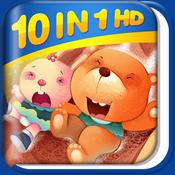 【儿童读物】iReading HD – 心灵成长故事系列